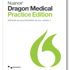 Dragon Medical Practice Edition (Versión en español|Descargable)
