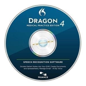 Dragon Medical Practice Edition (Versión en español|CD)